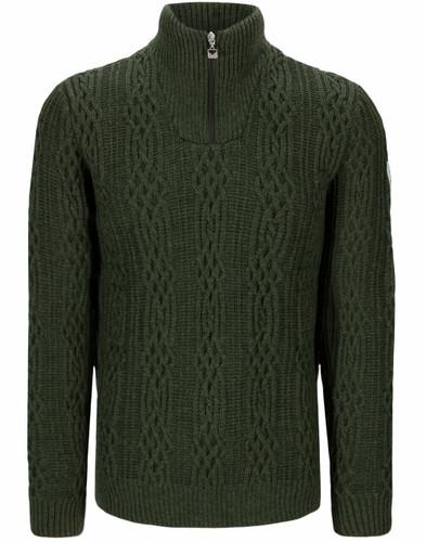 Dale of Norway HovenSweater, Mens - Dark Green,94731N