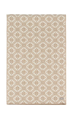 Dale of Norway Christiania Scarf - Beige/Off White, 11701-P