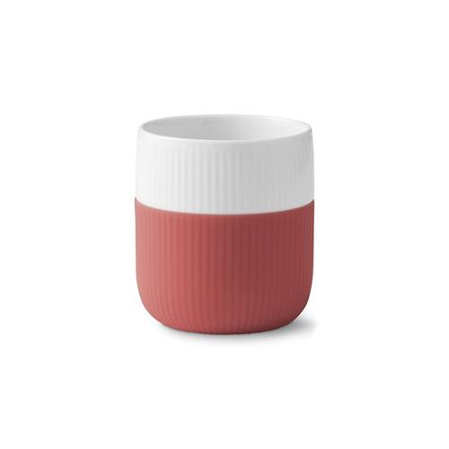 Royal Copenhagen Fluted Contrast Mug - Blush