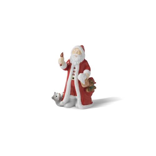 "Royal Copenhagen 2021 Annual Santa Figurine 4"""