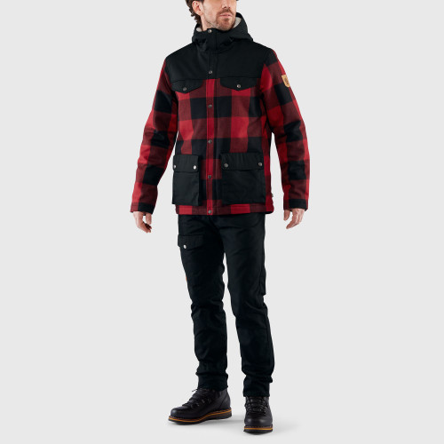 Fjällräven Greenland Re-Wool Jacket Men, 82976