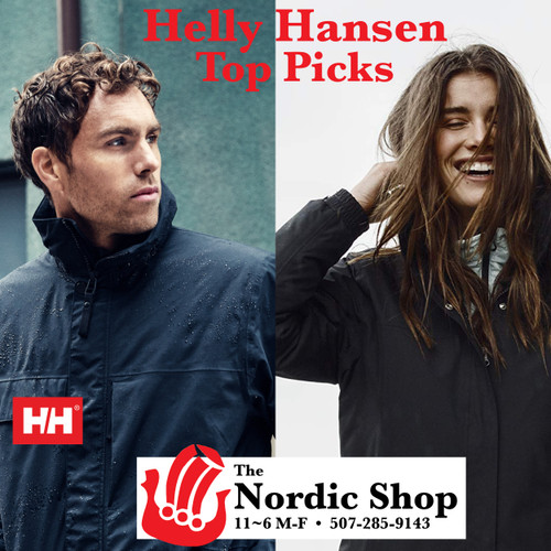 Helly Hansen Designed For Foul Weather Since 1877