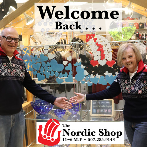 Welcome to The Nordic Shop . . . We are OPEN!