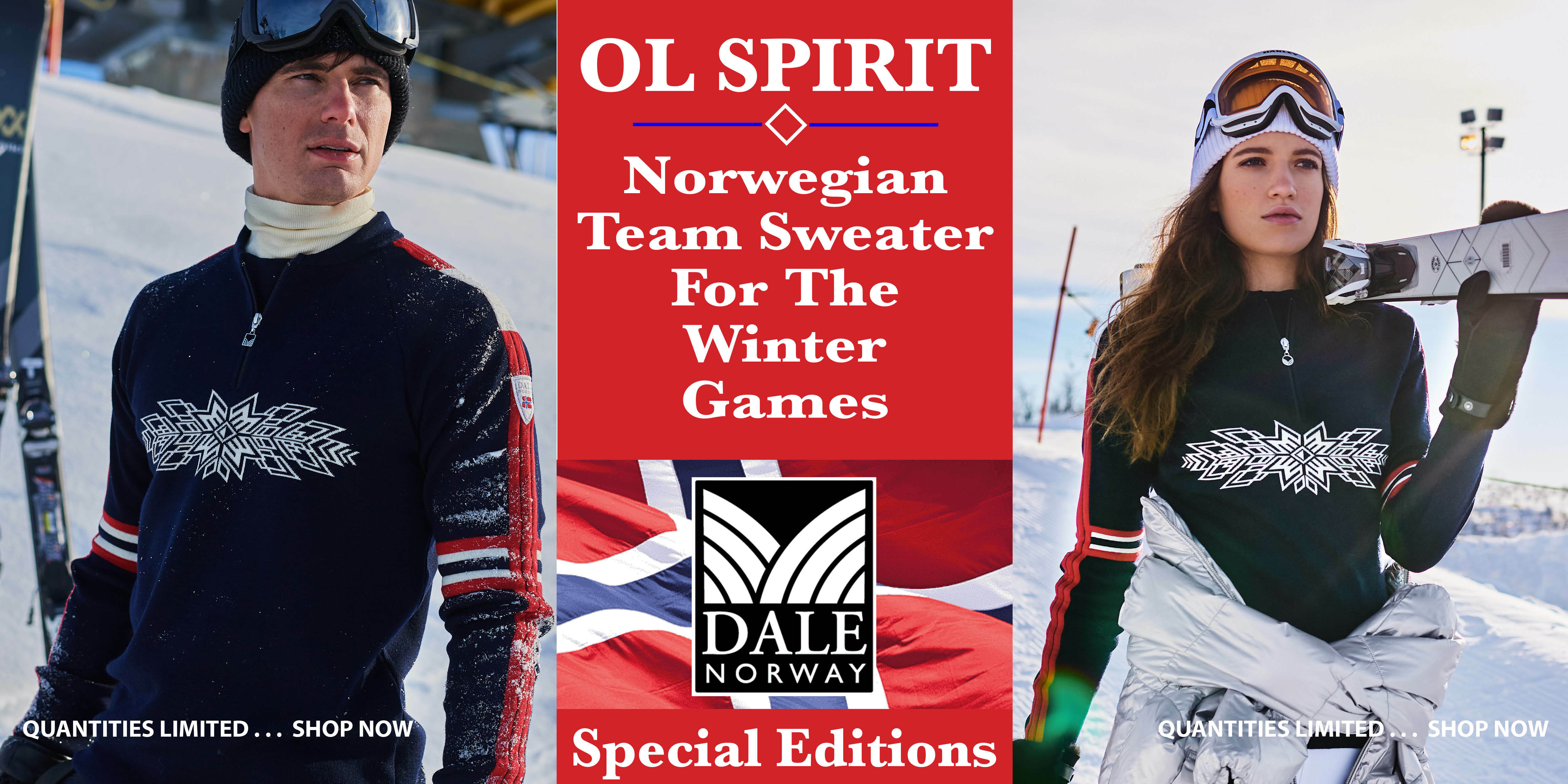 Norwegian Olympic Team Sweater, Beijing Norwegian Team Sweater, 2022 Beijing Norwegian Olympic Team Sweater