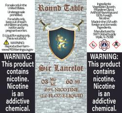 Round Table - Sir Lancelot
