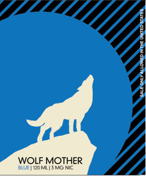 Blue Wolf Mother