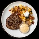 Buffalo Ranch Burger
