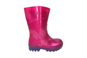 Bubblegummers Calf Pink