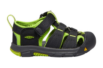 Newport H2 Inf Black/Lime