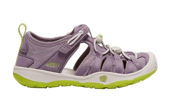 Moxie Sandal Yth Purple/Sage