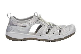 Moxie Sandal Yth Silver