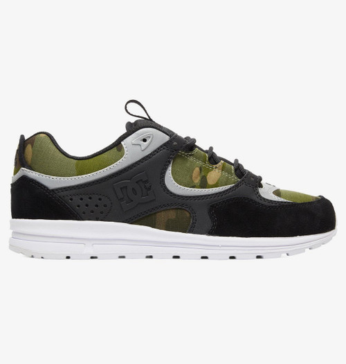 DC Kalis Lite SE Skate Shoes - Black / Camo