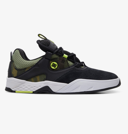 DC Kalis SE Skate Shoes - Oil Green