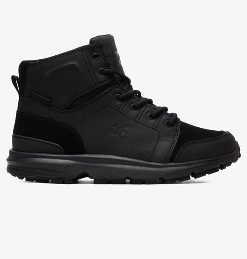 DC Shoes Co Snow Mountain Torstein Boots - Black/Black/Black