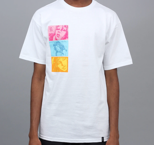 HUF Coming Of Age Tee - White