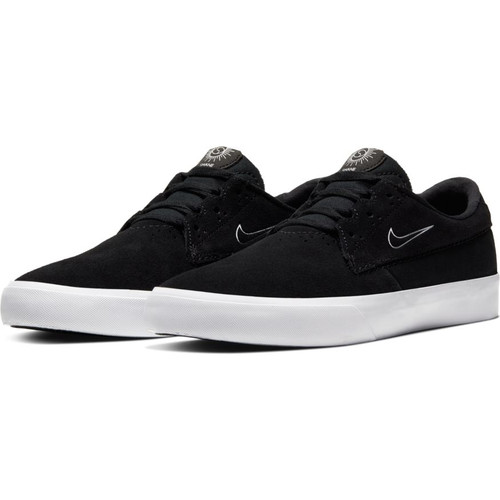 Nike SB Shane O'Neill Skate Shoes - Black / White