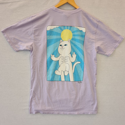 RIPNDIP - Halo Tee - Purple