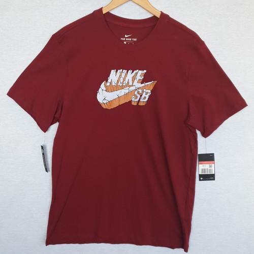 Nike SB - Concrete T-Shirt - Burgundy