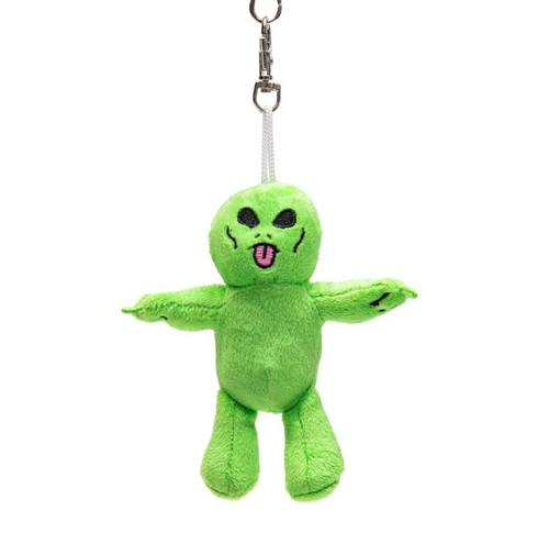 RIPNDIP - Lord Alien Plush Keychain - Green