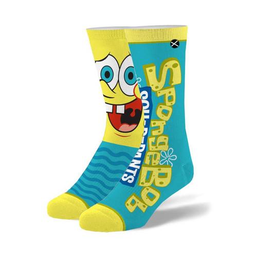 Odd Sox Spongebob Squarepants Big Face Socks