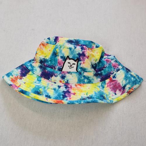 RIPNDIP - Nermal Bucket Tee - Tie Dye