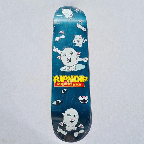 "RIPNDIP Nerm Story 8"" Skateboard Deck"