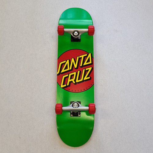 "Santa Cruz Complete Skateboard Classic Dot - 7.8"""