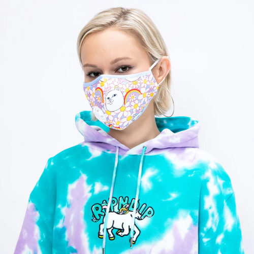RIPNDIP - Ventilator Face Mask - Daisy Daze
