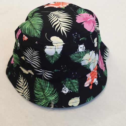 RIPNDIP - Nermal Bucket Tee - Black Jungle