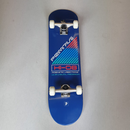 Primitive 8.125 Hi Res Complete Skateboard