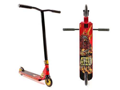 Lucky JonMarco Gaydos 2021 Stunt Scooter - Red