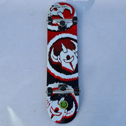 """Darkstar Dissent 7.5"""" Complete Skateboard"""