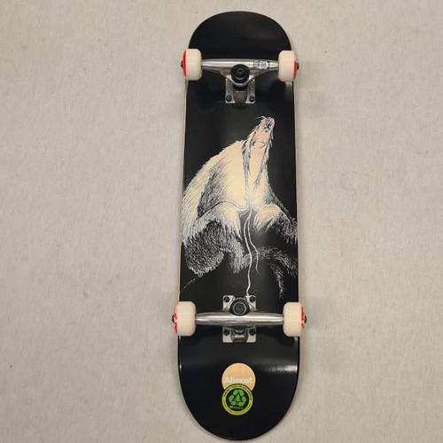 "Almost Dr Seuss Art 7.875"" Complete Skateboard"