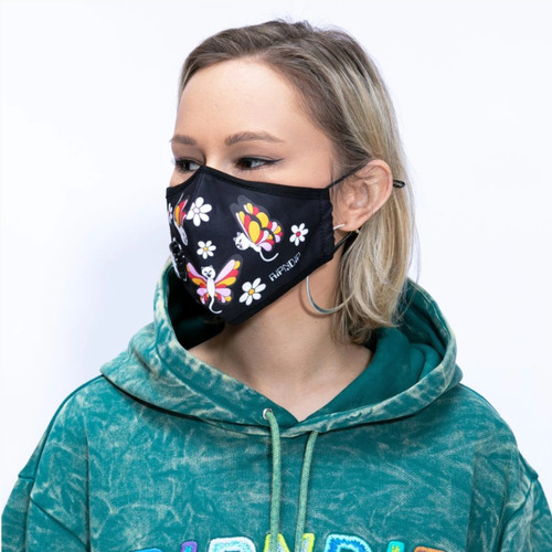 RIPNDIP - Ventilator Face Mask - Butterfly