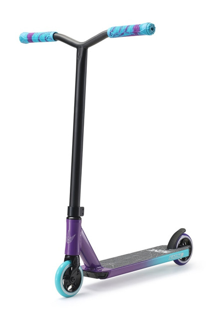 Blunt Envy One S3 Complete Stunt Scooter - Purple / Teal