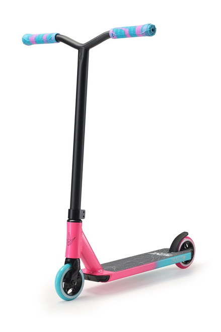 Blunt Envy One S3 Complete Stunt Scooter - Pink / Teal