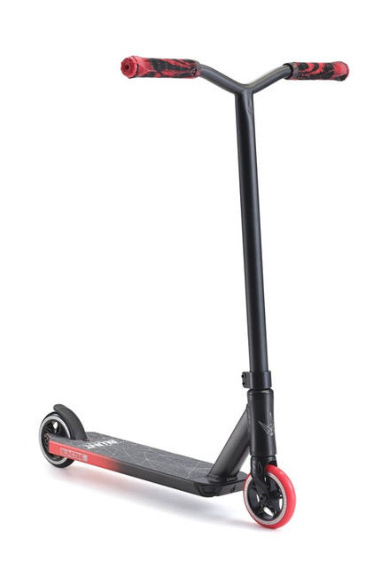Blunt Envy One S3 Complete Stunt Scooter - Black / Red