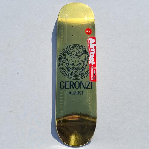 "Almost Skateboards Geronzi Pro 8.5"" Skateboard Deck"