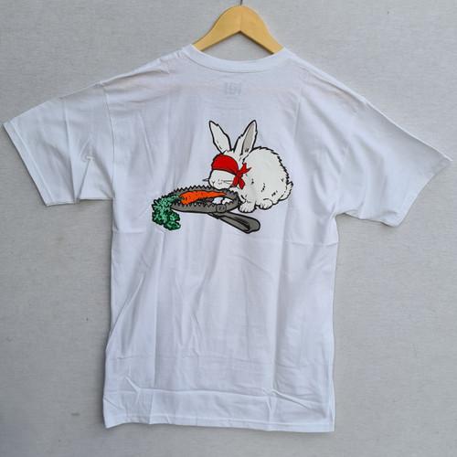 101 Bunny Trap Tee - White