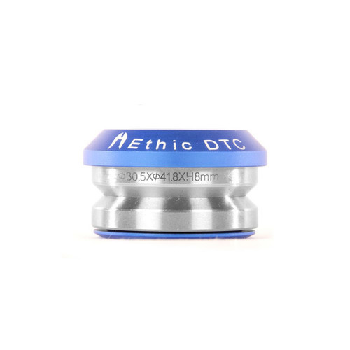 Ethic DTC Basics Integrated Headset - Blue
