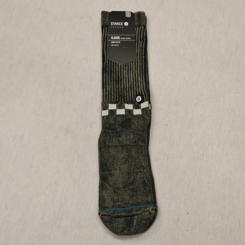 Stance Checkness Socks - Grey