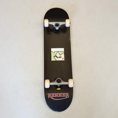 Renner - 7.75 Complete Skateboard Setup - Leon Karssen Sticker
