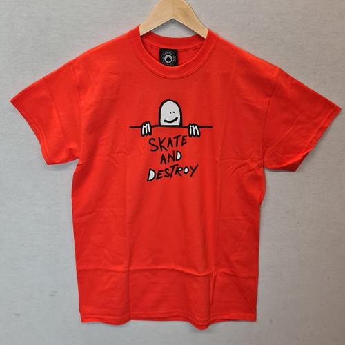 Thrasher Sad Gonz Logo Tee - Orange
