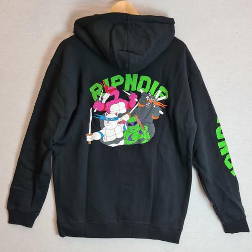 RIPNDIP Teenage Mutant Ninja Turtles Hoodie - Black