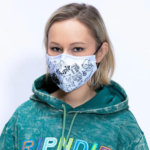 RIPNDIP - Ventilator Face Mask - Sharpie