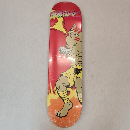 Ripndip Nerm Street Fighter Skateboard Deck