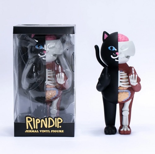 Jermal Vinyl Figure - Black