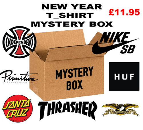 NEW YEAR MYSTERY BOX - T-SHIRT