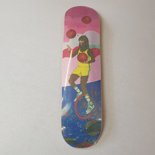 "Strangelove Skateboards Wolf Boy 8.25"" Skateboard Deck"