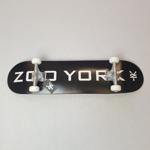 """Zoo York 7.75"""" OG Logo Complete Skateboard"""